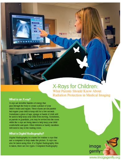 X-rays for Children: What Parents Should Know About Radiation Protection In Medical Imaging
